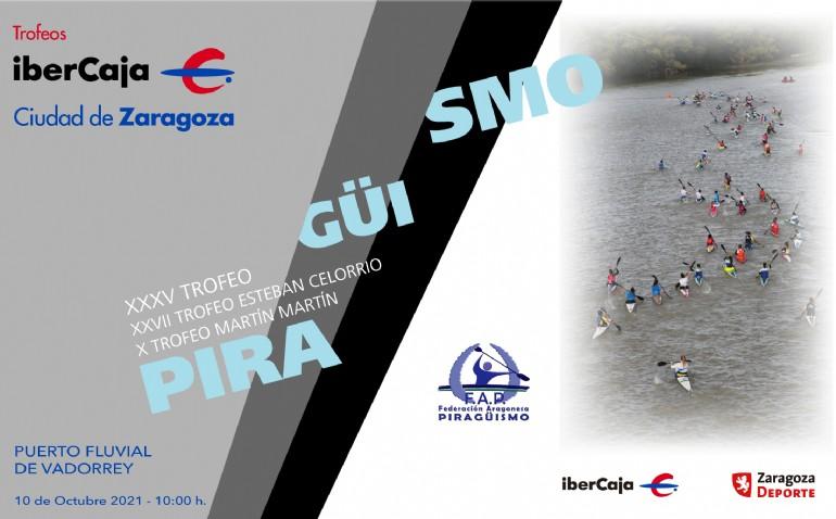 XXXV Trofeo «Ibercaja-Ciudad de Zaragoza» de Piragüismo