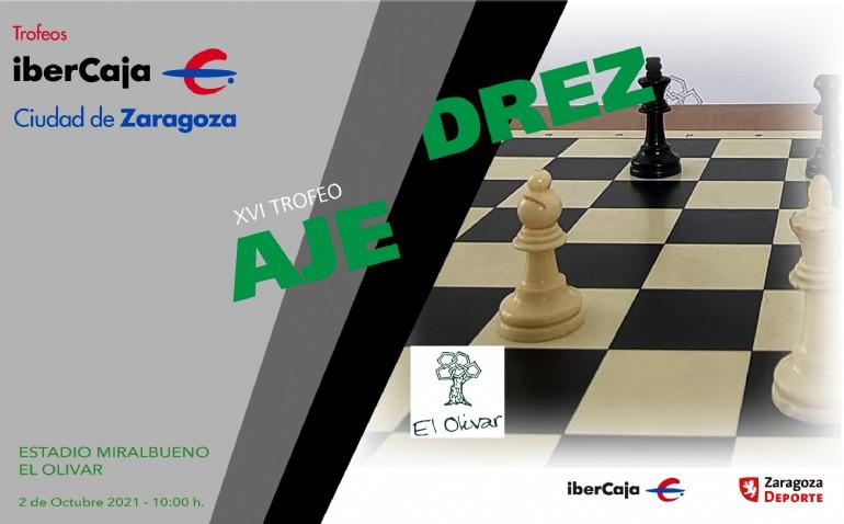 XVI Trofeo «Ibercaja-Ciudad de Zaragoza» de Ajedrez