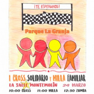 I Cross Solidario y Milla Familiar La Salle Montemolín