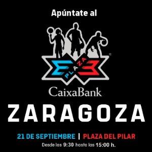 Plaza 3x3 CaixaBank ** Suspendido **