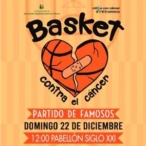 Basket contra el cáncer