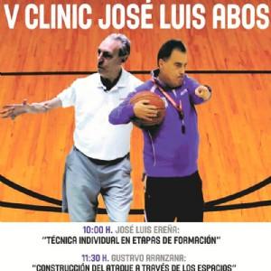 V Clinic José Luis Abós