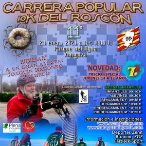 XI Carrera Popular 10k y 7k del Roscón