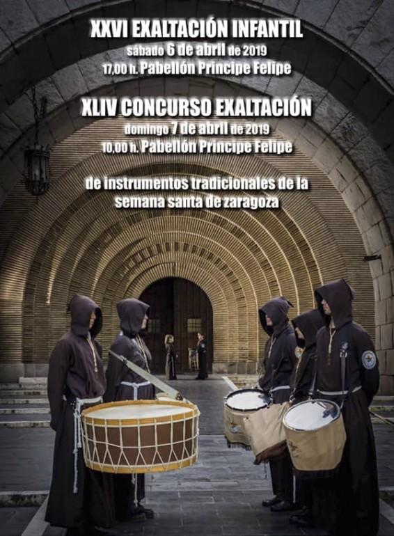 XLIV Concurso Exaltación de los Instrumentos Tradicionales de la Semana Santa