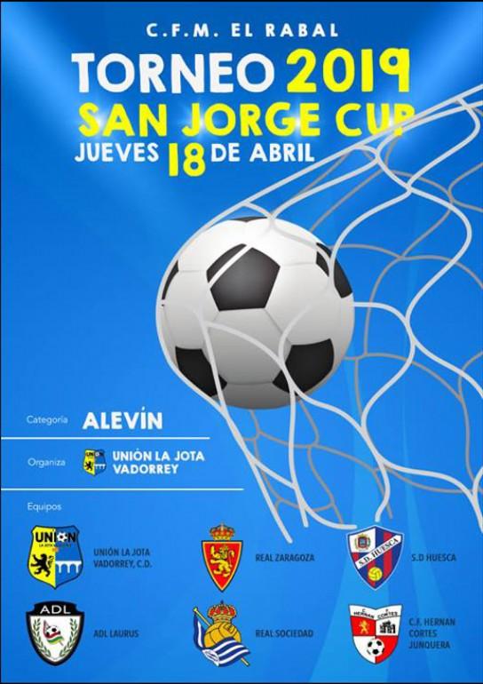 Torneo de Fútbol Base «San Jorge Cup 2019»