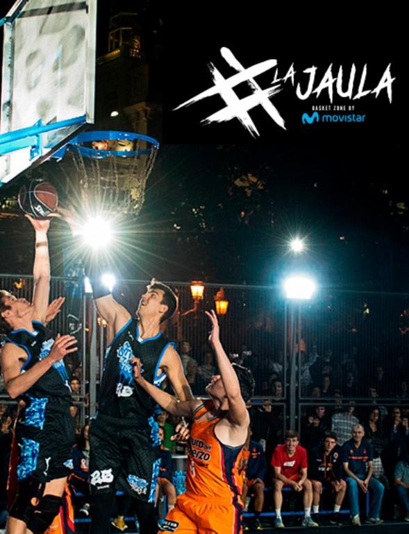 La Jaula Movistar 3x3