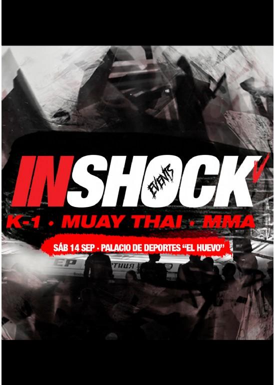 Velada de Artes Marciales Mixtas Inshock V