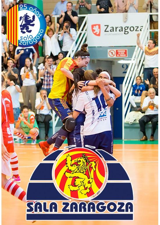 A.D. Sala Zaragoza F.S. - Roldan Futsal Femenino