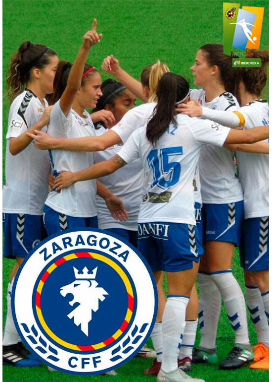 Zaragoza Club De Fútbol Femenino - Athletic Club