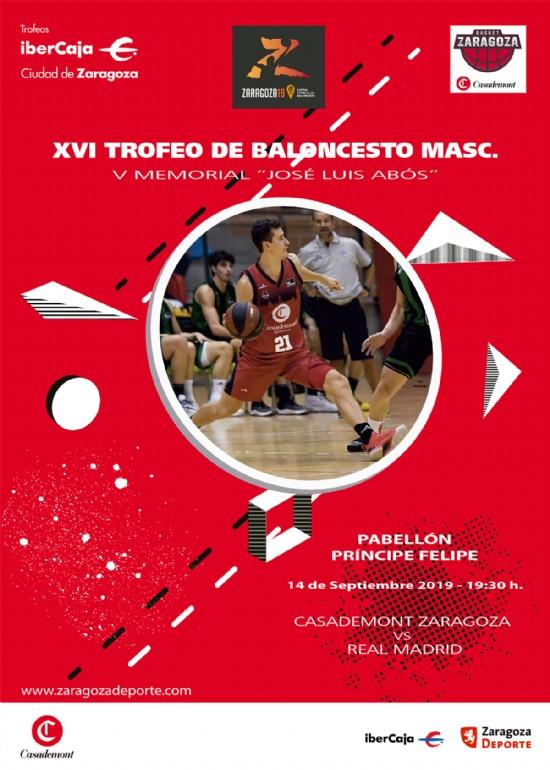 XVI Trofeo «Ibercaja-Ciudad de Zaragoza» de Baloncesto Masculino