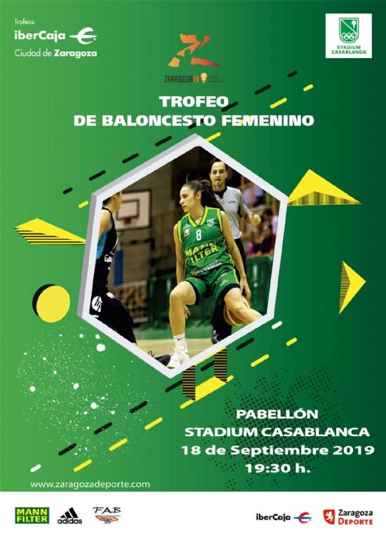 Trofeo «Ibercaja-Ciudad de Zaragoza» de Baloncesto Femenino