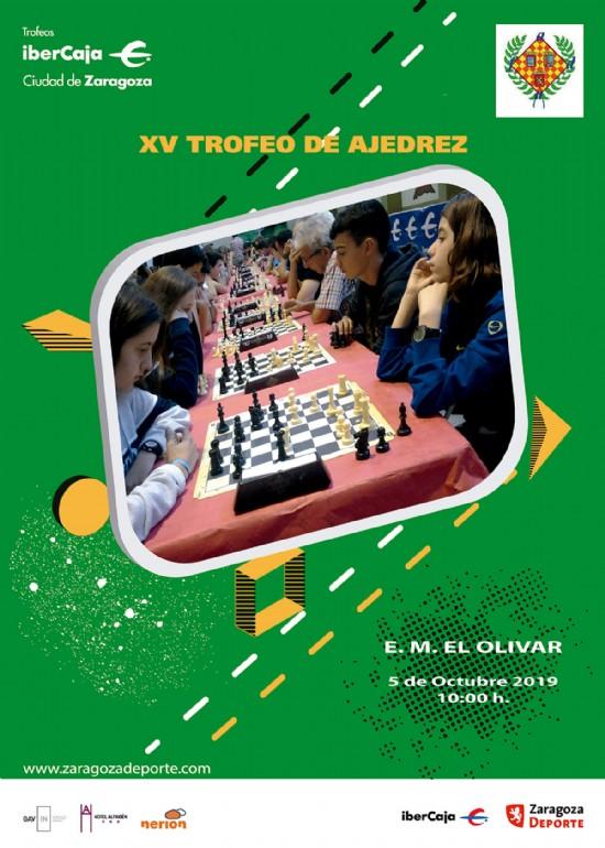 XV Trofeo «Ibercaja-Ciudad de Zaragoza» de Ajedrez