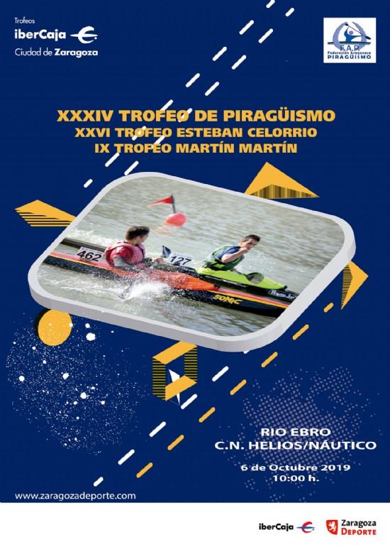 XXXIV Trofeo «Ibercaja-Ciudad de Zaragoza» de Piragüismo