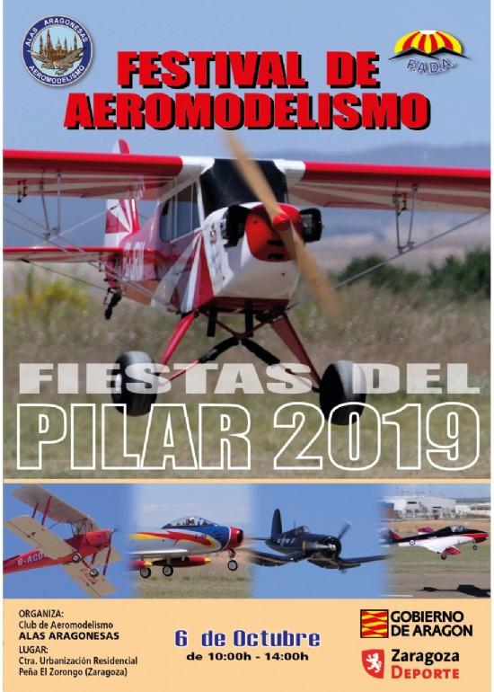 Festival de Aeromodelismo «Pilares 2019»