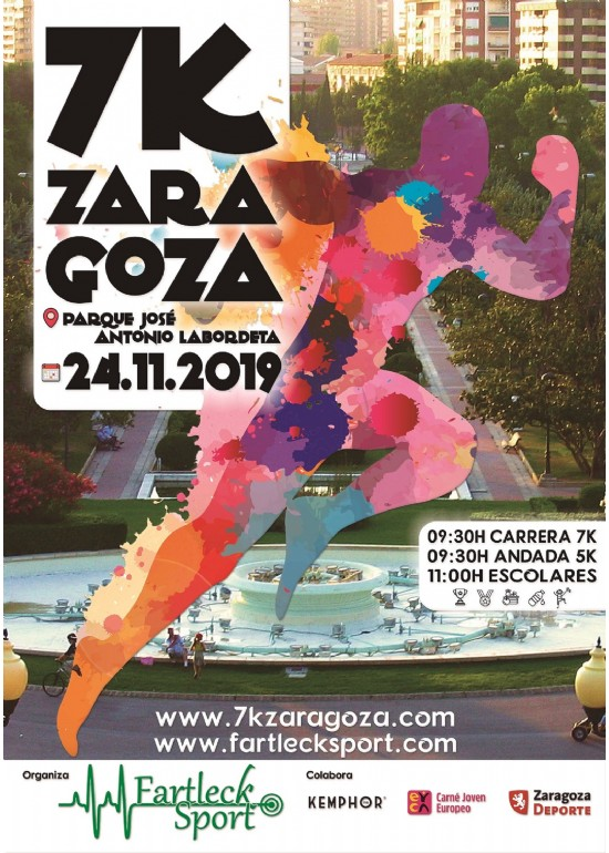 7K Zaragoza 2019