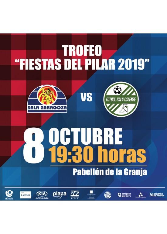 Trofeo «Fiestas del Pilar» de Fútbol Sala Femenino