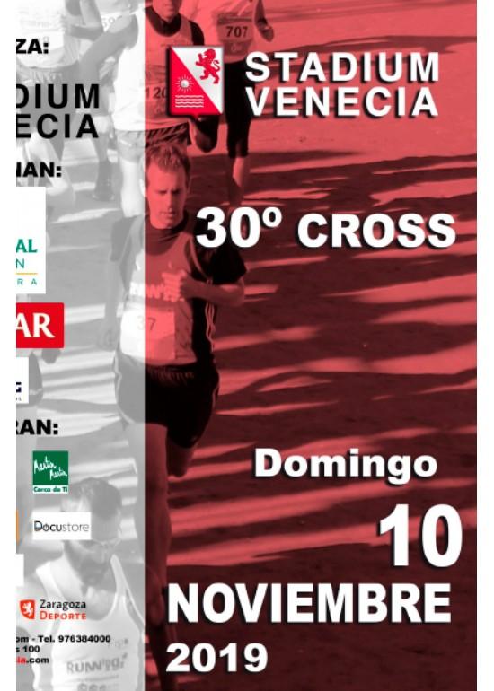 30º Cross «Stadium Venecia»