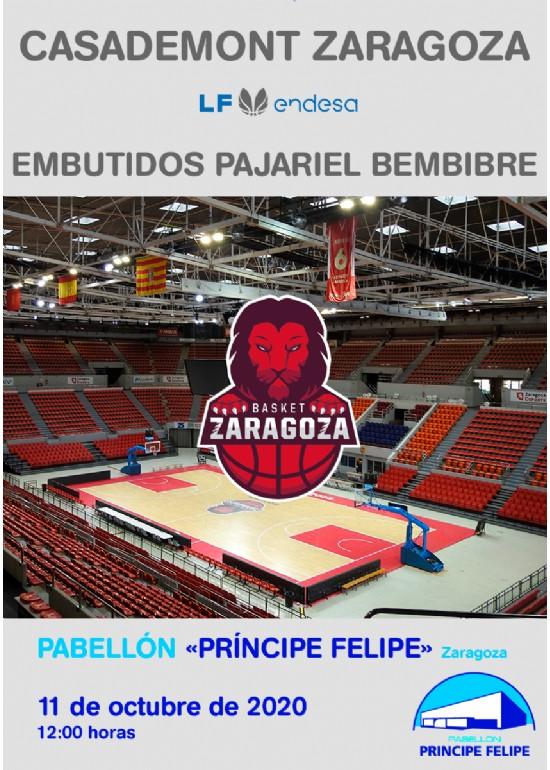 [L. F.] Casademont Zaragoza - Embutidos Pajariel Bembibre
