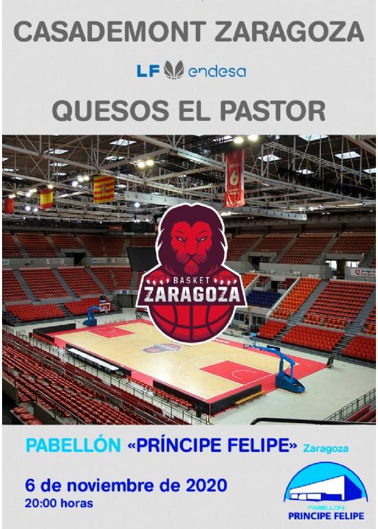 [L. F.] Casademont Zaragoza - Quesos El Pastor