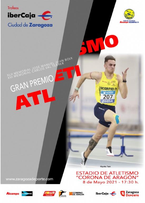 Gran Premio «Ibercaja-Ciudad de Zaragoza» de Atletismo
