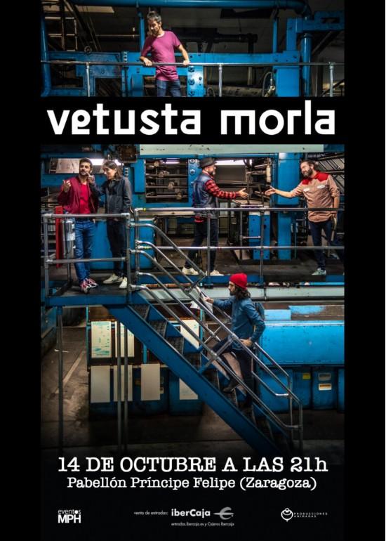 Concierto de Vetusta Morla