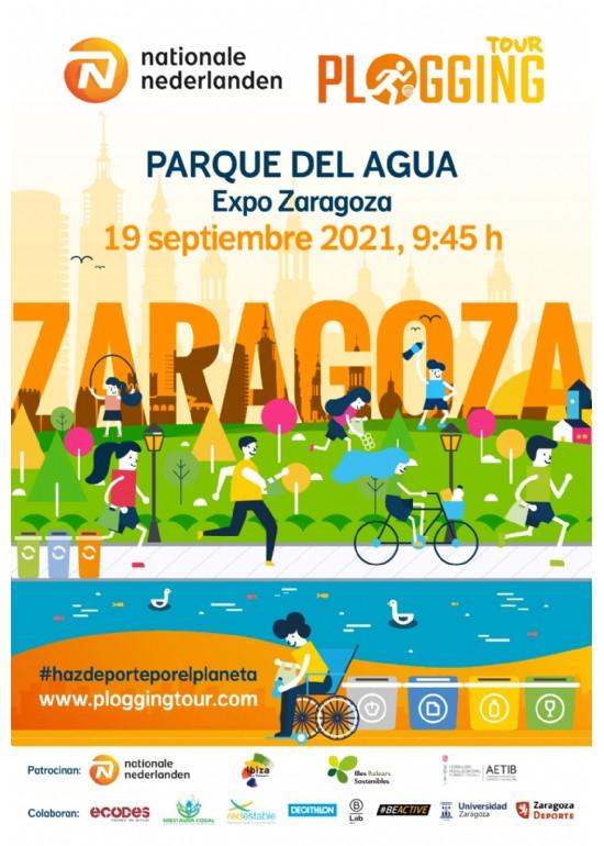 Nationale Nederlanden Plogging Tour Zaragoza