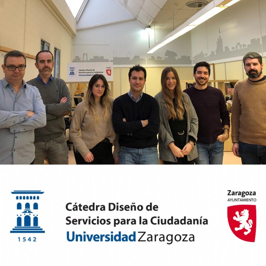 Universidad De Zaragoza (Cátedra de Diseño de Servicios a la Ciudadanía)