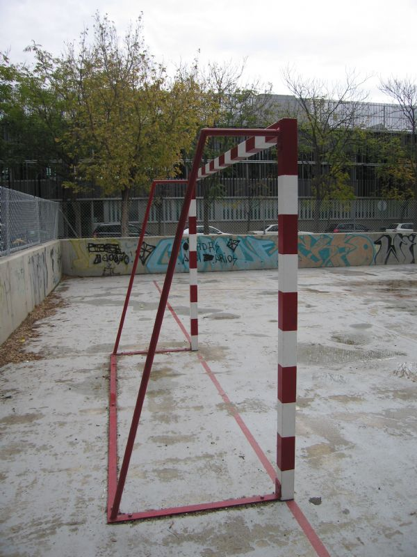 Fútbol sala IDE Parque La Granja [Fecha: 19/11/2012]