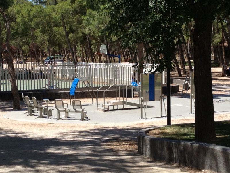Baloncesto IDE Calle África [Fecha: 12/07/2012]