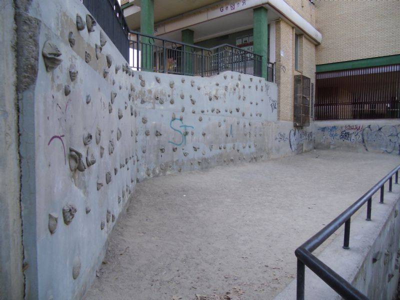 Rocódromo IDE Parque de la Memoria [Fecha: 08/11/2011]