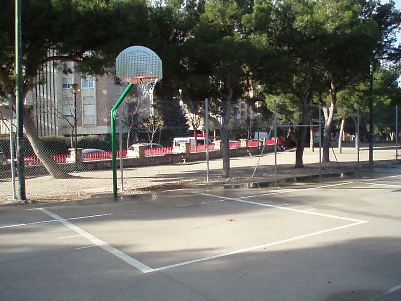Fútbol sala IDE Parque Castillo Palomar  [Fecha: 10/01/2013]