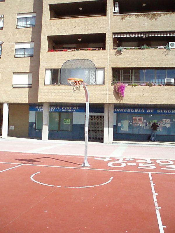 Baloncesto IDE Gómez de Avellaneda