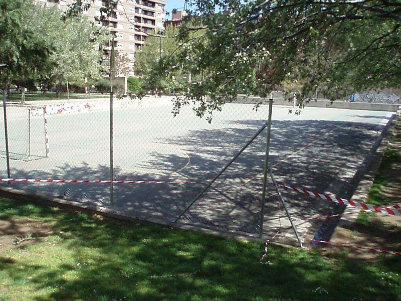 Fútbol sala nº 2 IDE Parque Delicias  [Fecha: 12/04/2013]