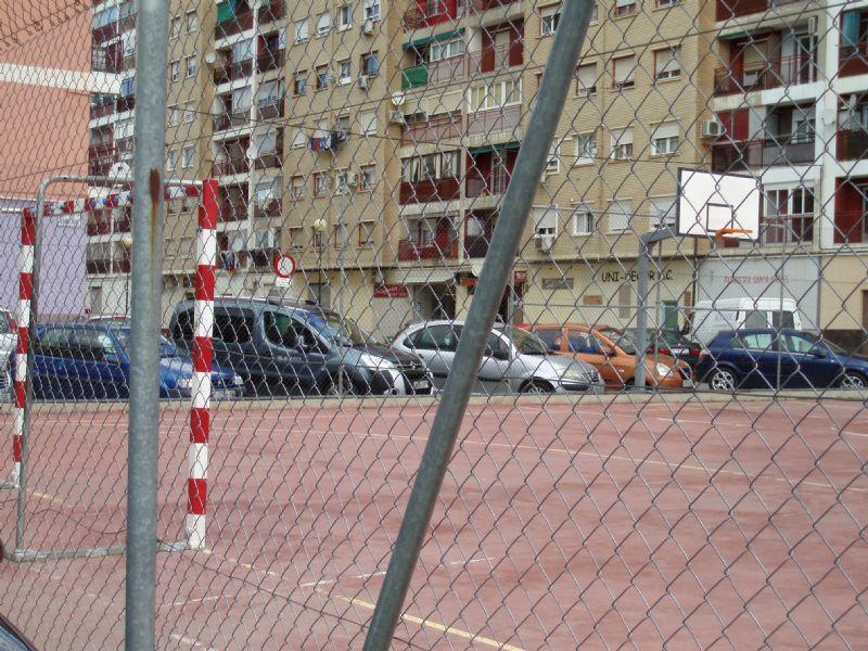 Fútbol sala IDE Glorieta J. R. Arana [Fecha: 03/05/2013]