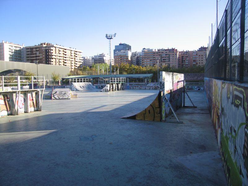 Skate IDE Vía Hispanidad  [Fecha: 09/11/2011]