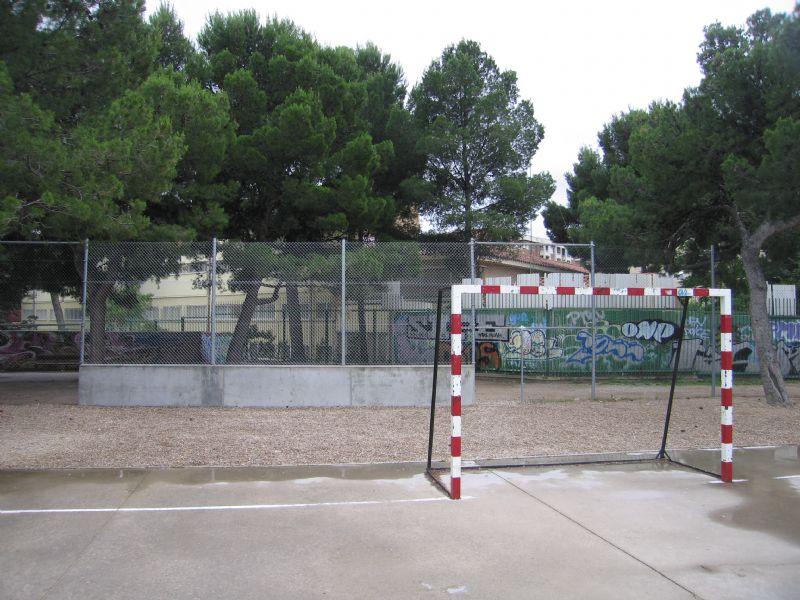 Fútbol sala IDE Parque Castillo Palomar [Fecha: 18/06/2013]