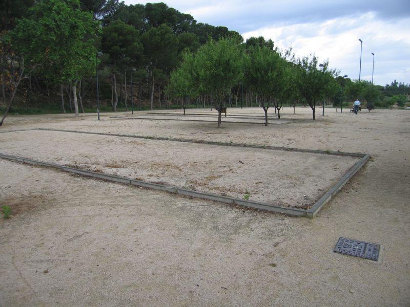 Petanca, nº 1 _IDE Parque Ciudad de Maska