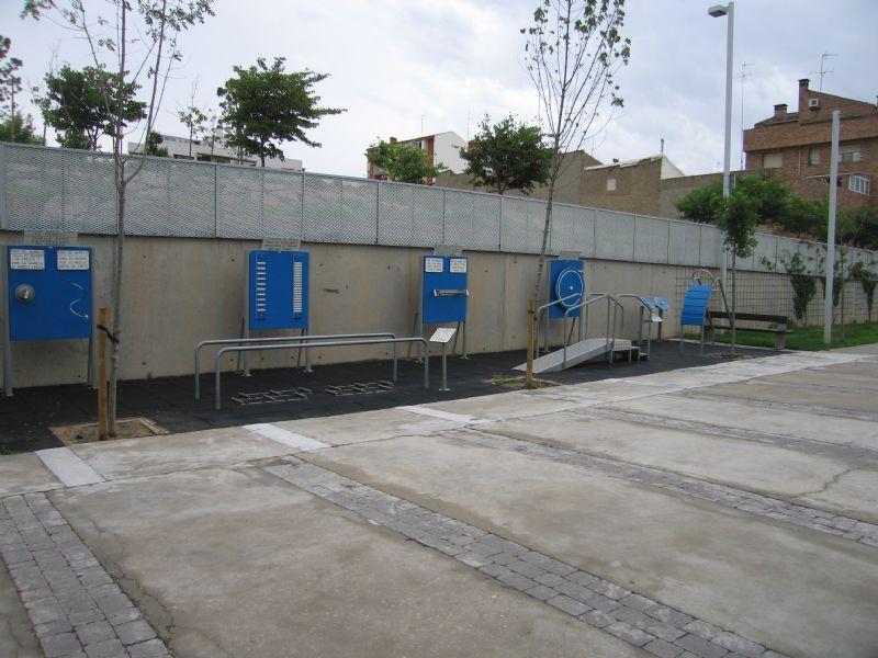 IDE Marques de San Felices_Corredor Barrio Oliver