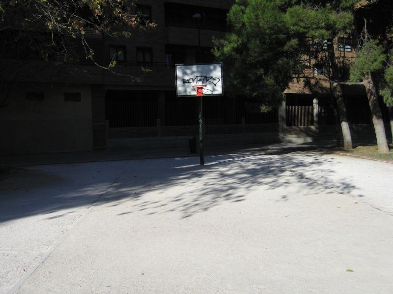 Baloncesto IDE Parque de la Taifa de Saracosta  [Fecha: 09/11/2011]
