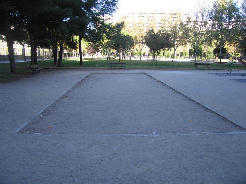 Petanca nº 1  IDE Parque de Al Andalus