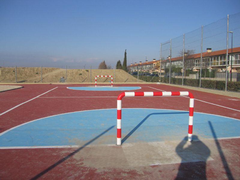 Fútbol sala Mini IDE Calle El Coloso
