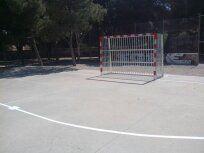 Fútbol sala IDE Parque Castillo Palomar