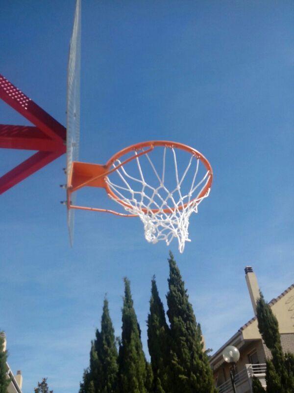 Pista baloncesto  IDE Nuestra Señora de Loreto