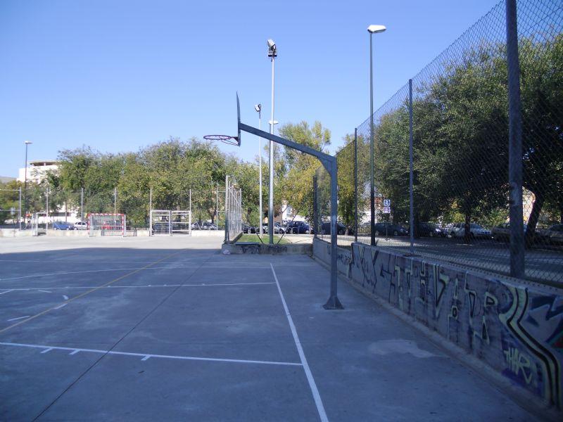 Baloncesto IDE Paseo Tierno Galván