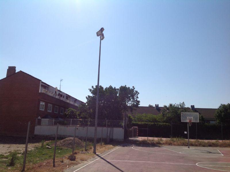 Iluminación basket [Fecha: 25/05/2015]