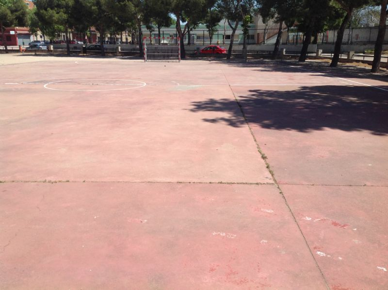Detalle pavimento [Fecha: 26/05/2015]