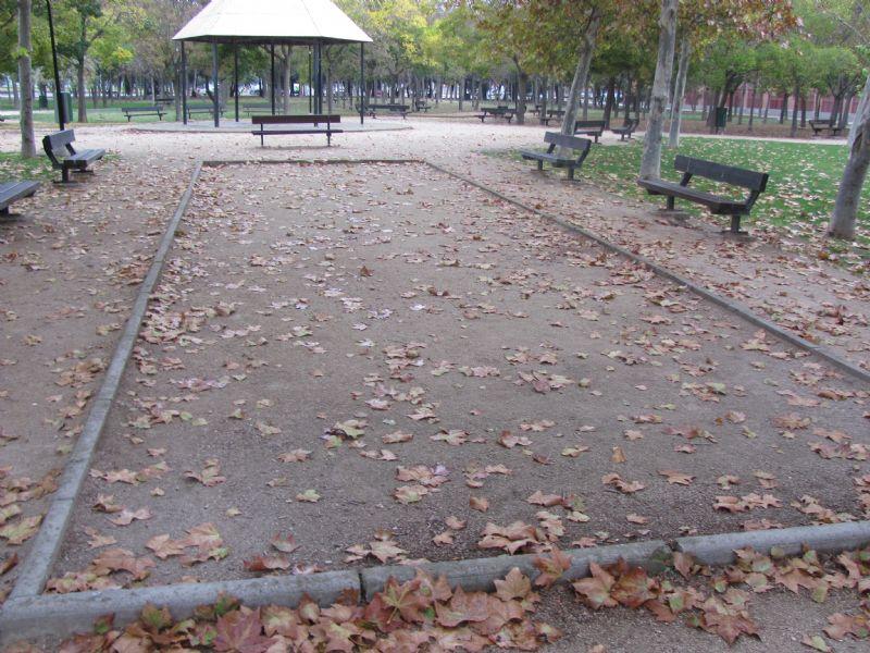 Petanca nº 1 IDE Parque del Respeto