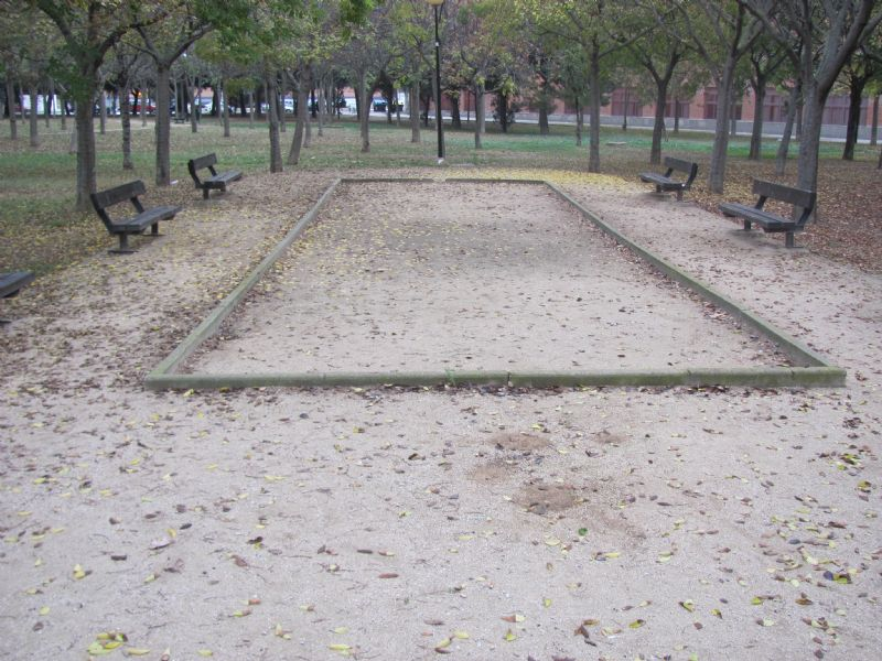 Petanca IDE Parque del Respeto [Fecha: 11/11/2011]
