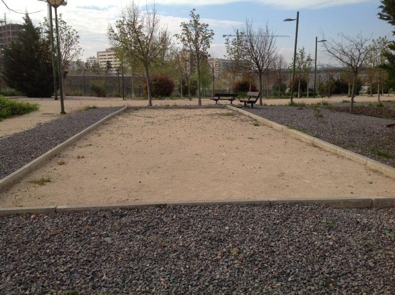 Petanca nº 1 IDE Parque Crónica del Alba