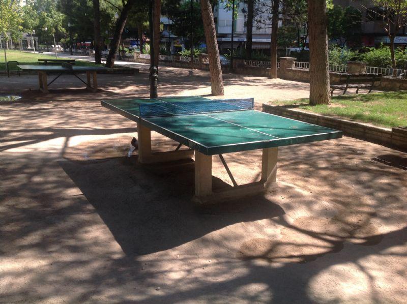IDE Parque Pignatelli